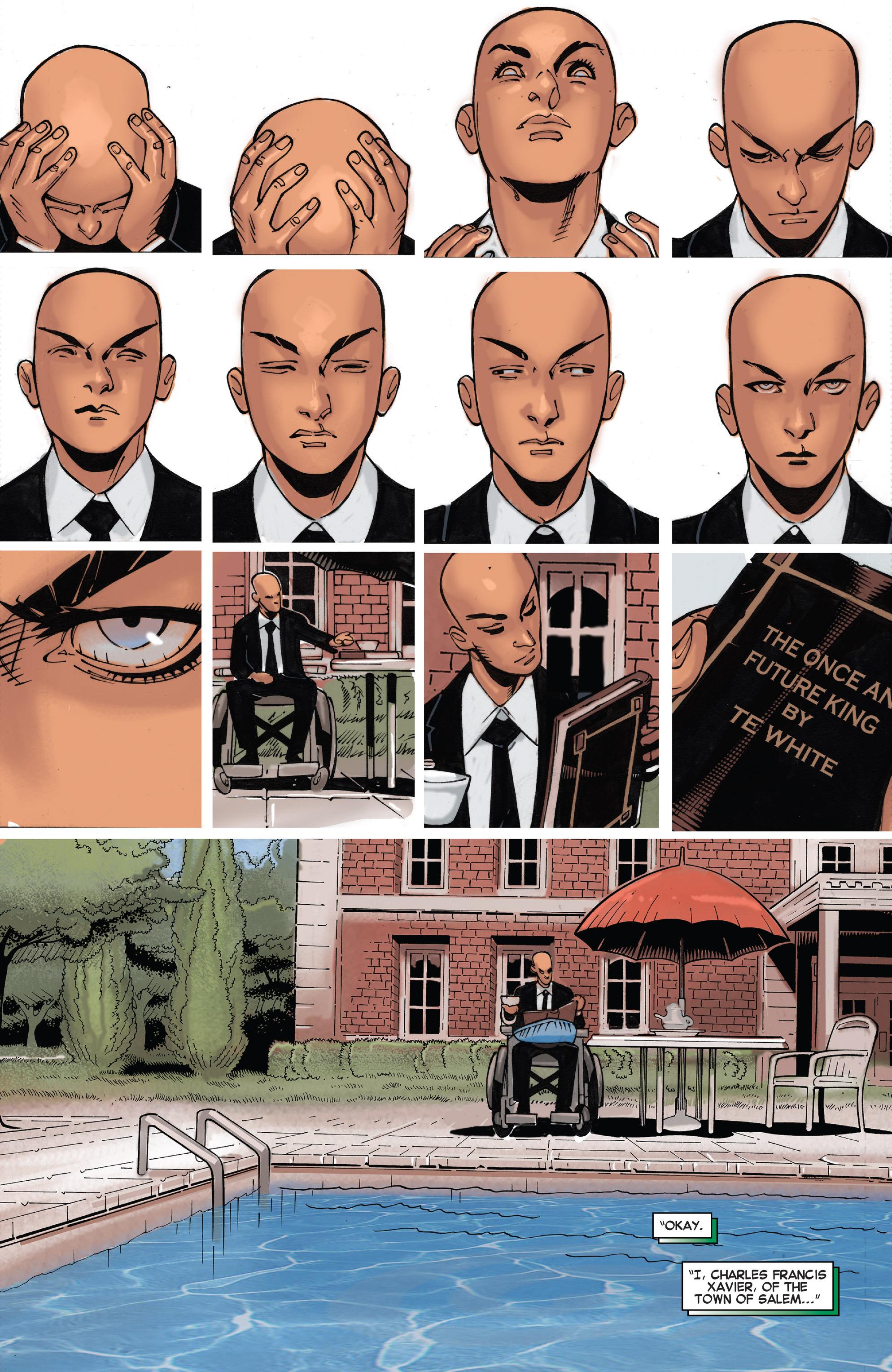 Read online Uncanny X-Men (2013) comic -  Issue #31 - 14