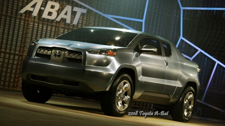2018 Toyota A-BAT Release Date Review and Price