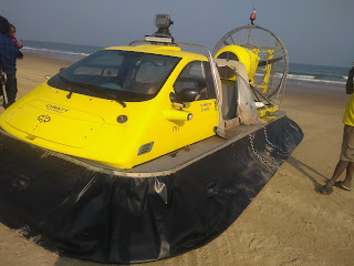 Hovercraft_ride_in_india