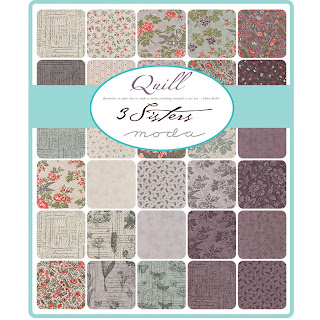 Quill Fabric by 3 Sisters for Moda Fabrics