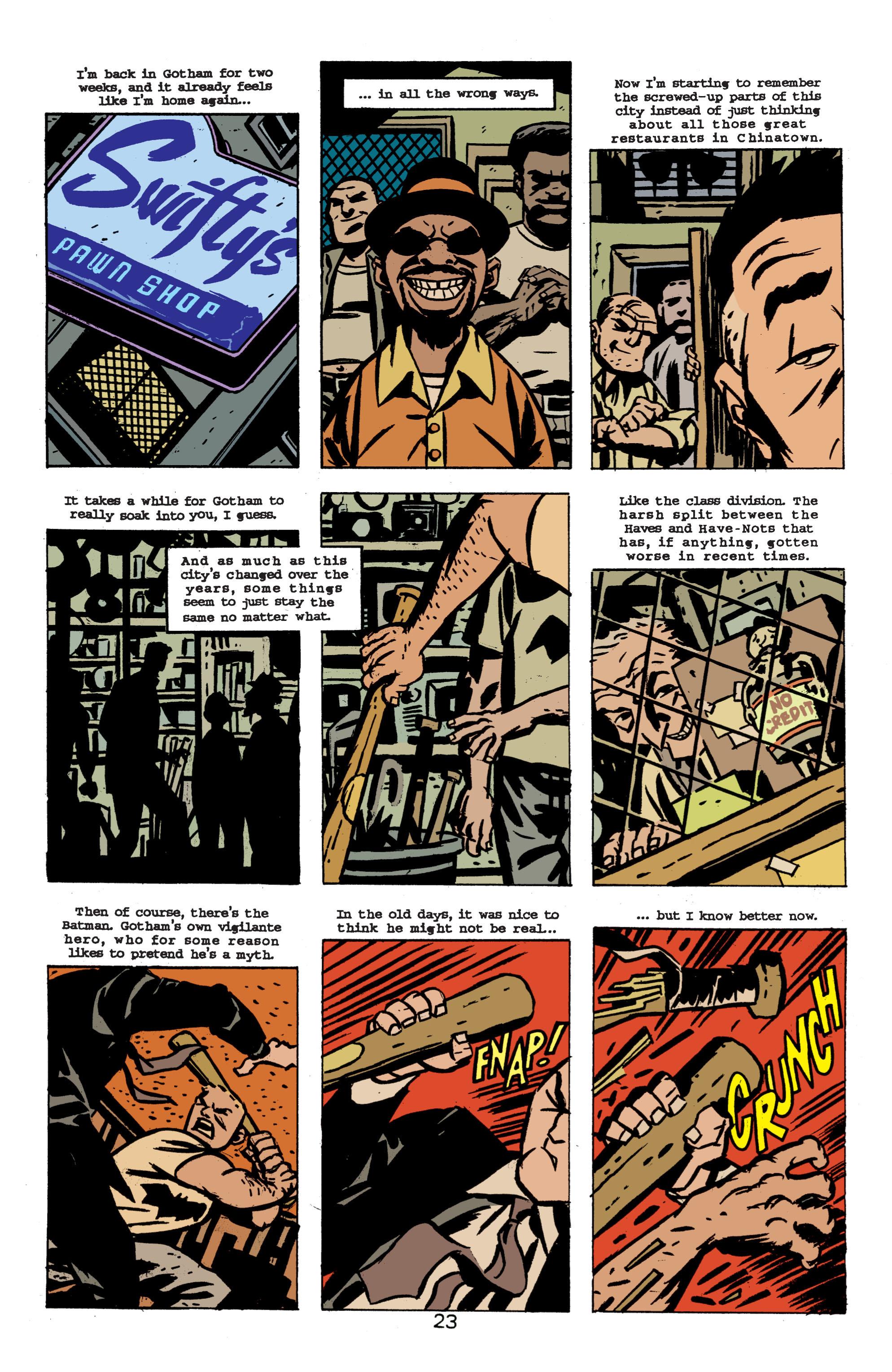 Detective Comics (1937) 759 Page 23