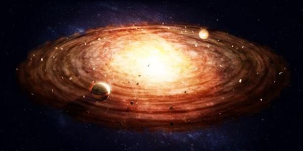 Σουπερνόβα ο δημιουργός του ηλιακού μας συστήματος;