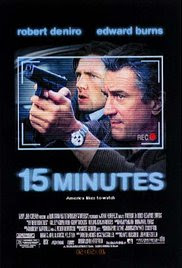 15 Minutes Poster