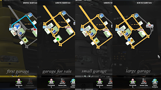 ets 2 google maps navigation v1.6 screenshots 4
