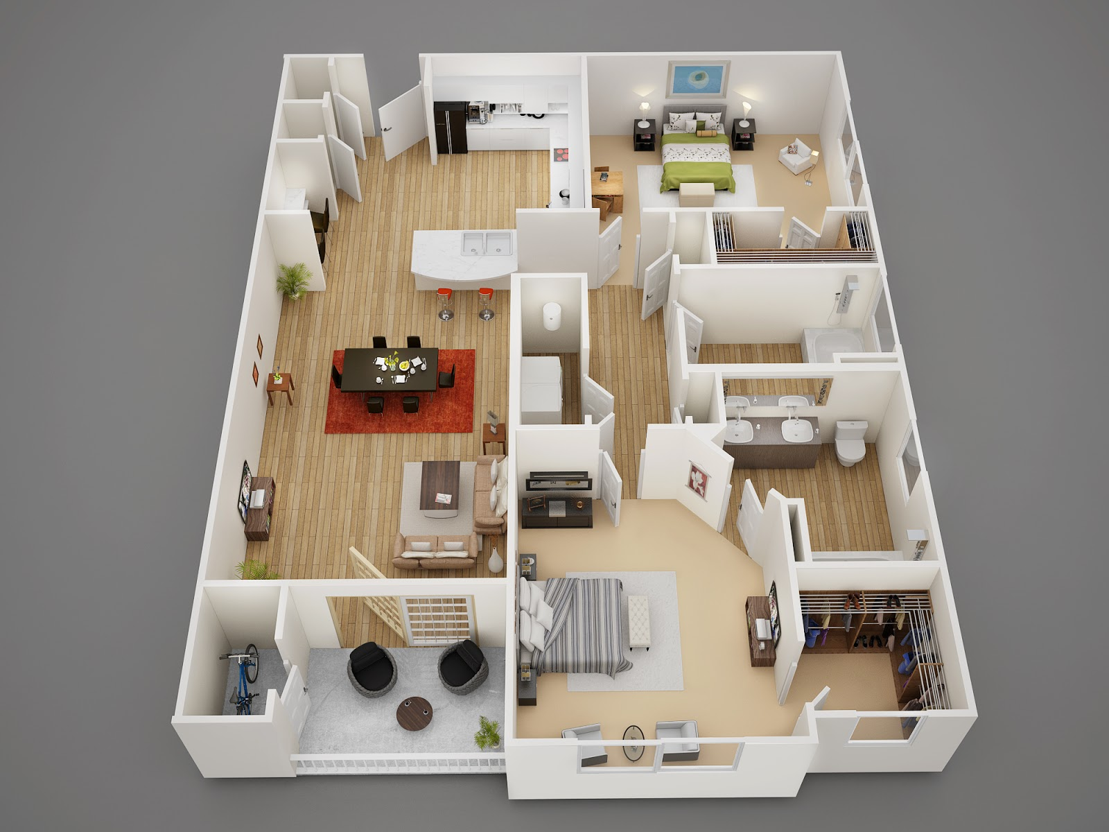 3d Visualizer 3d Floor Plans