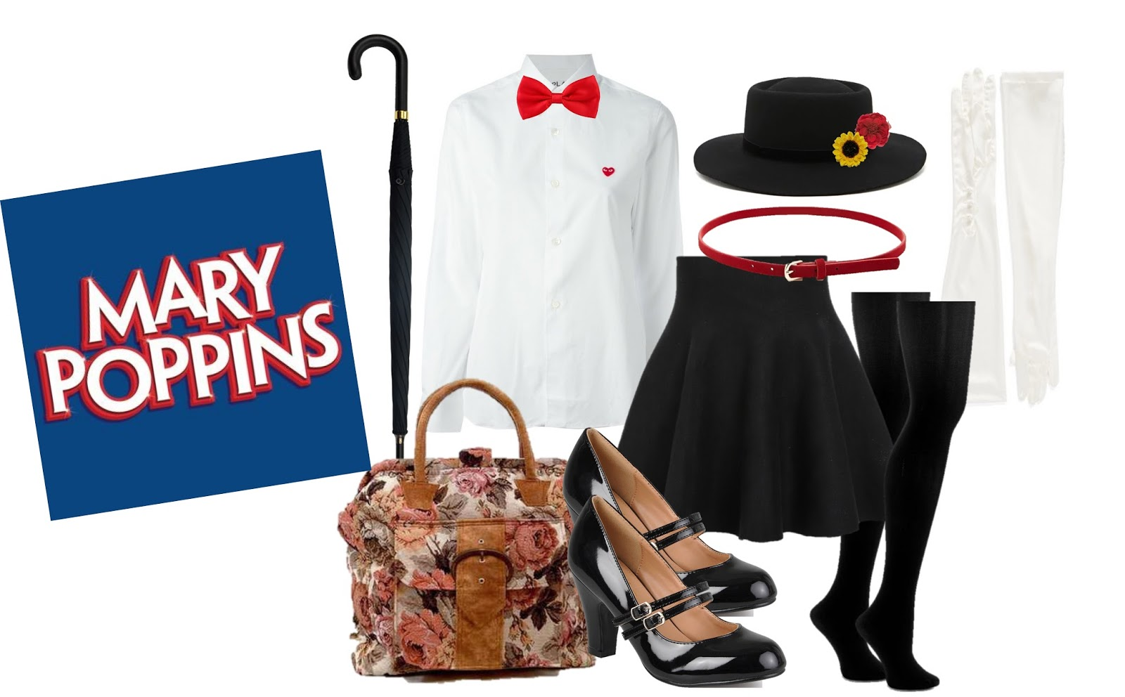 A Spoonful of Sugar  sc 1 st  Daydreaming Maven & Halloween Costume Ideas | Daydreaming Maven