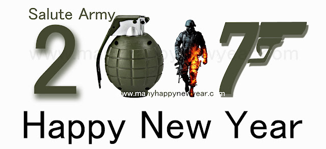 Happy New Year to Indian Army