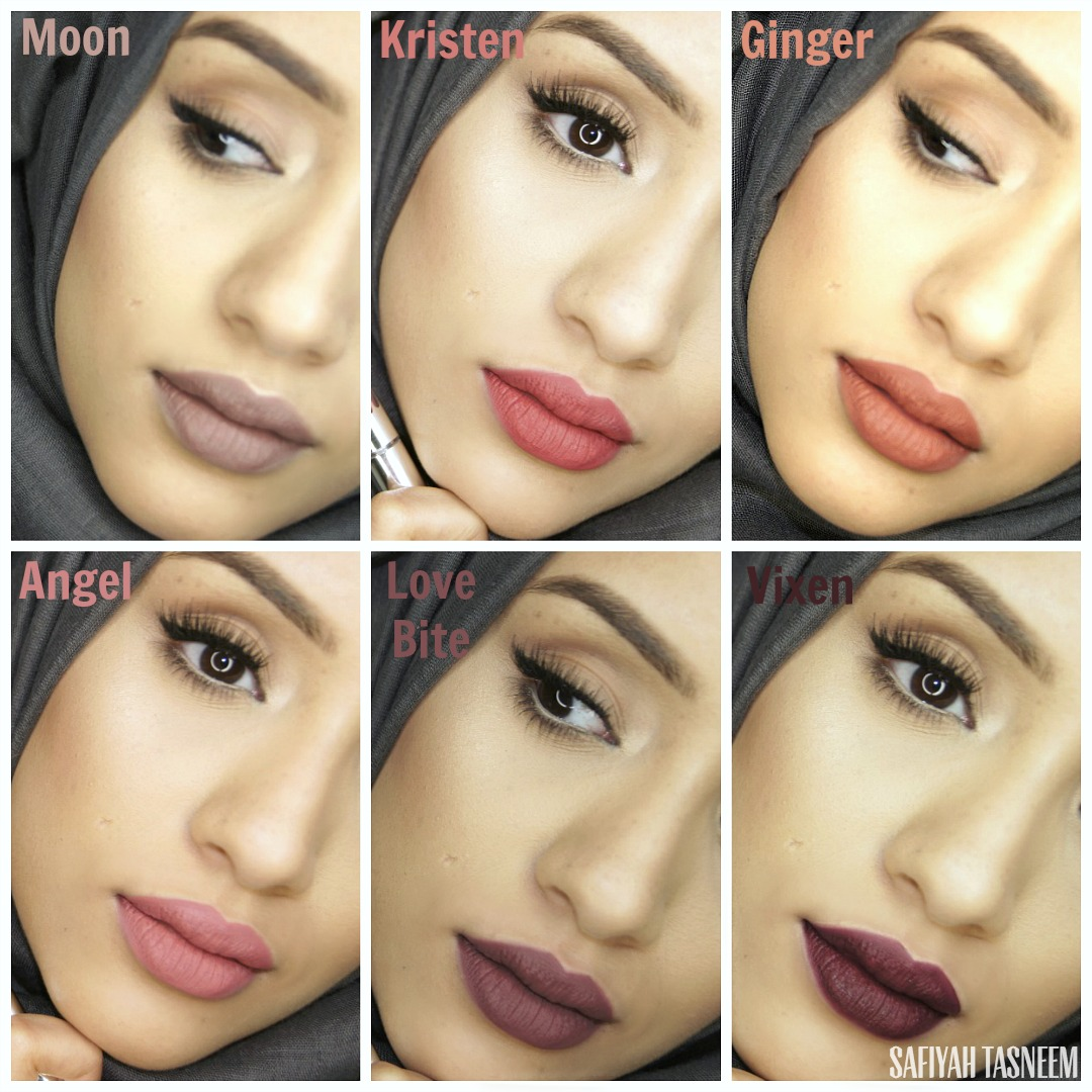 Kylie Holiday 5 Piece Lip Set by Kylie Cosmetics #22