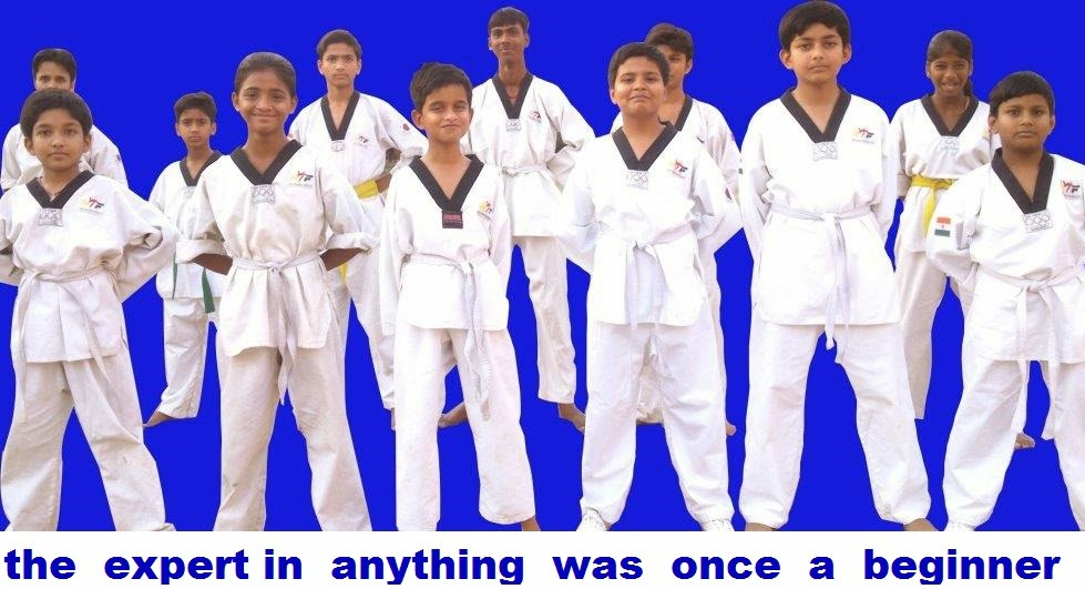 karate school in kolkata