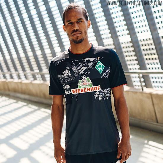 Werder Bremen SV T-Shirt Werder 21-11104