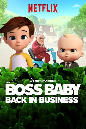 The Boss Baby: Back in Business Season 2 Full Episodes Free Download 720p 480p HEVC [ Episode 13 ADDED ]