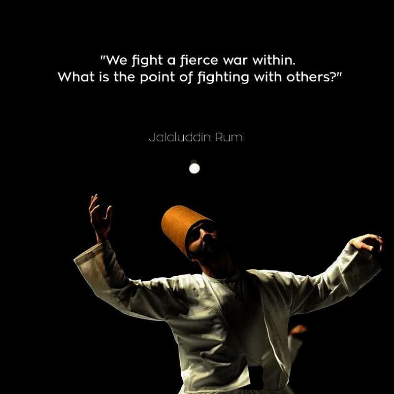Sufi Quotes And Sad Poetry Persian Poet Jalaluddin Rumi English