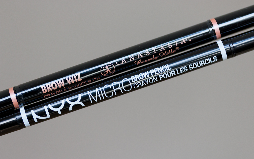 whatdoyoufancy meistgeklickte Posts 2016 Anastasia Beverly Hills Brow Wiz versus Nyx Micro Brow Pencil