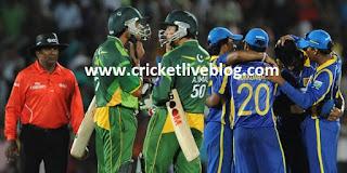 pakistan vs sri lanka t20 live cricket match
