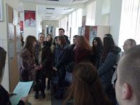 Студенты ХНЭУ им. С. Кузнеца приняли участие в BSC Open Day