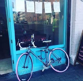 Stolen Bicycle - Giant Liv Racer