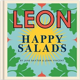 Leon Happy Salads book cover