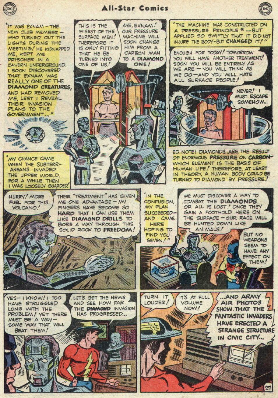 Read online All-Star Comics comic -  Issue #51 - 33