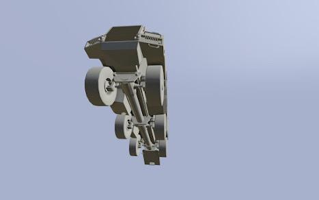 Arma3用Tatra Titus MRAP MODが開発中
