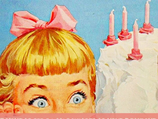 5 Ways To Add A Little Vintage To Your Birthdays