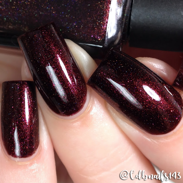 Fair Maiden Polish-Poison Apple