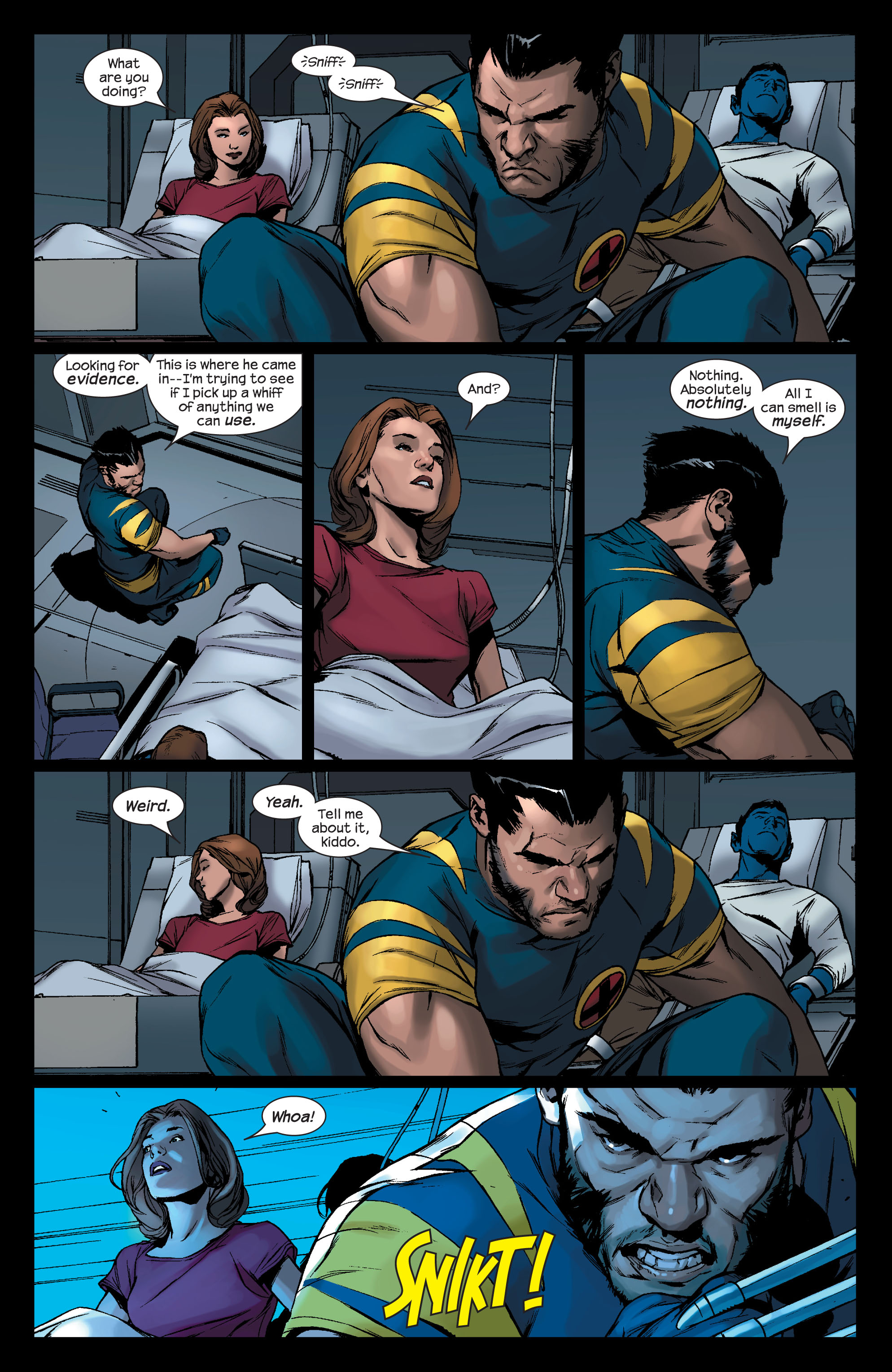 Read online Ultimate X-Men comic -  Issue #76 - 18