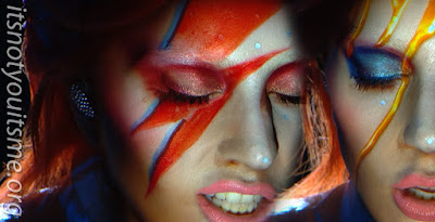 Lady Gaga the Bowie Grammy Tribute