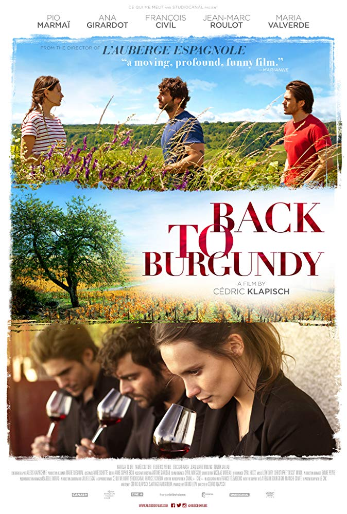 Back to Burgundy [Audio: French]