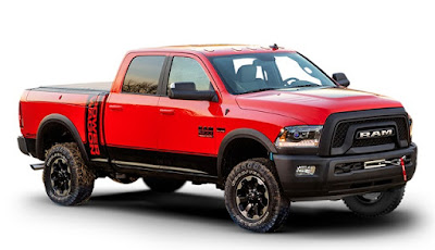 2018 Ram Power Wagon - Conception et spécifications
