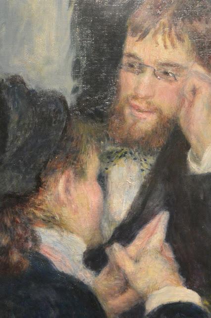 Nationalmuseum de Stockholm Auguste Renoir : la conversation (1870)