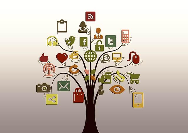 The Social Media Tree