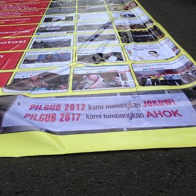 DKI Diperjuangkan oleh Pribumi, Tidak Pantas Megawati Dukung Ahok