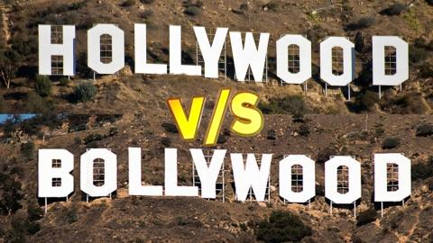 5 biggest differences in Hollywood and Bollywood. Hollywood v/s Bollywood.