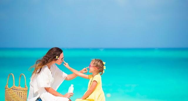 Preventing Skin Cancer sunscreen