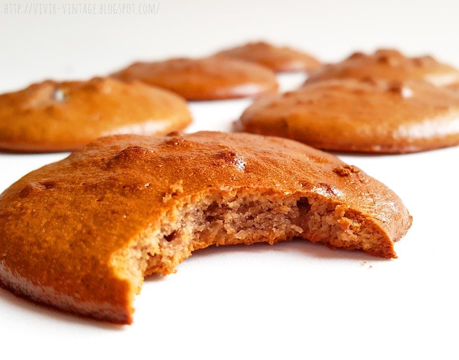 galletas de cacahuate