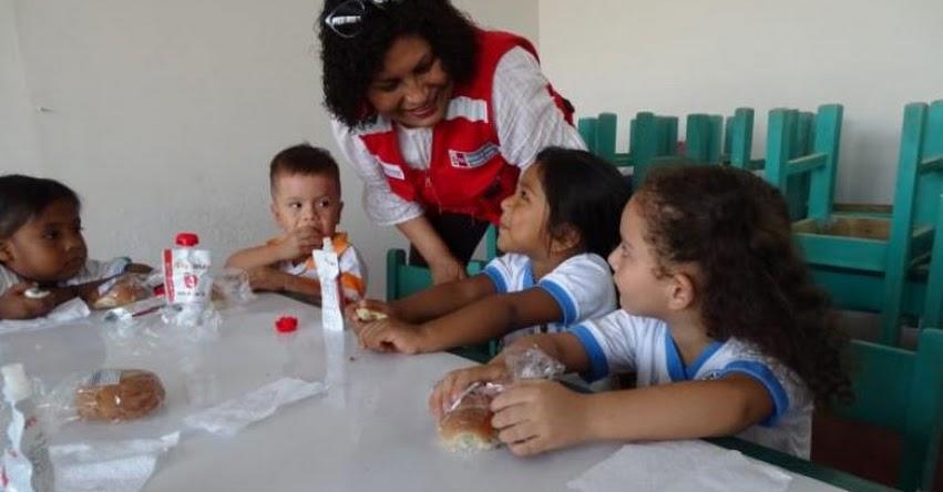 QALI WARMA: Más de 39 mil niños y niñas de Tumbes recibieron desayuno escolar del programa social en 2018 - www.qaliwarma.gob.pe