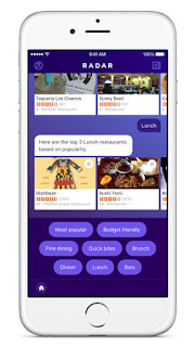 Yahoo releases Radar virtual travel guide app for iPhone