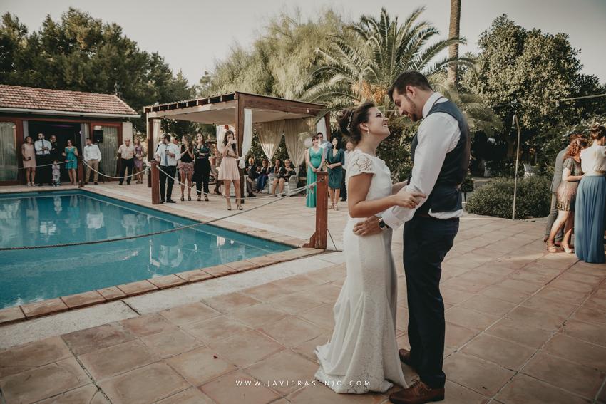 boda en finca hort del kalausi elche