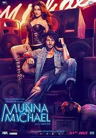 Munna Michael (2017) Full Movie Hindi BRRip 720p