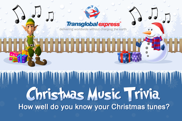 Christmas Music Trivia Quiz