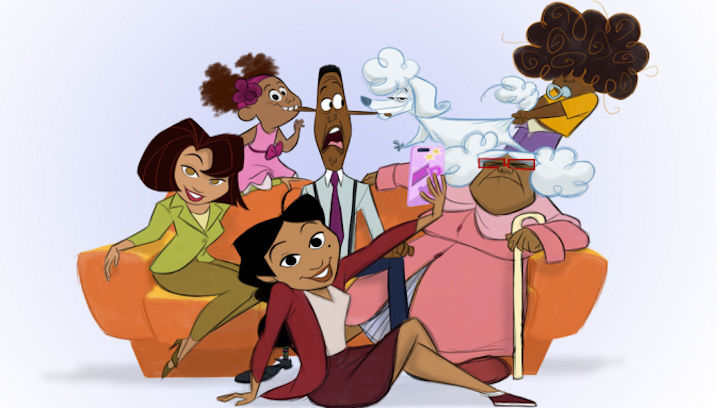 The Proud Family: Louder And Prouder - Series Revival With Original Cast Confirmed For Disney+