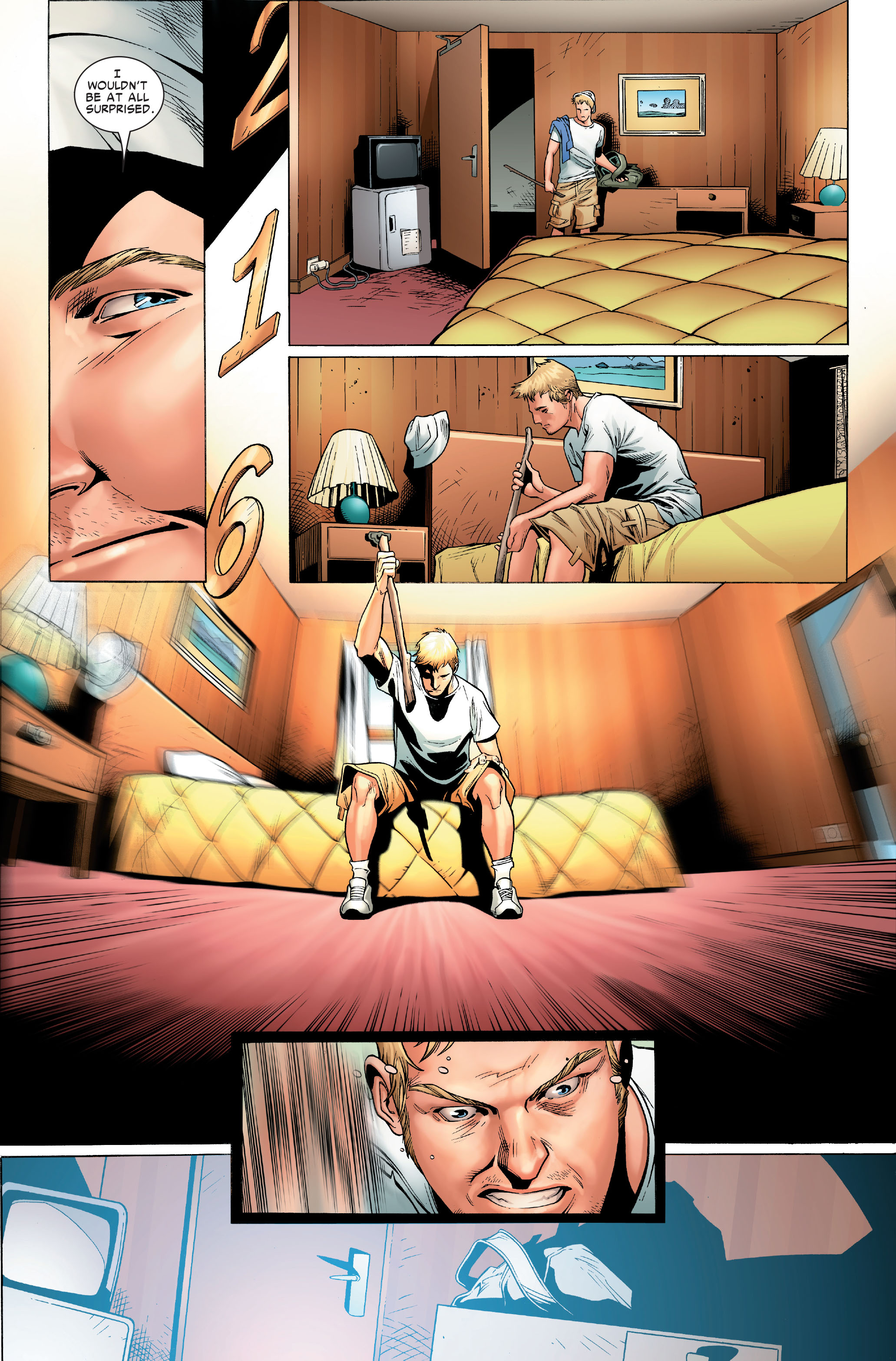 Thor (2007) Issue #1 #1 - English 24