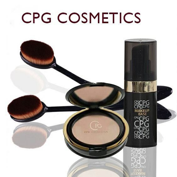 cpg make up base, bedak alas cpg, tip mekap tahan lama