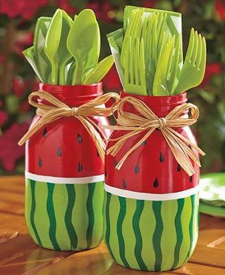 Resultado de imagem para decoração festa tematica melancia