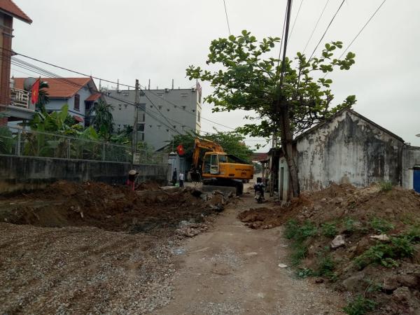 Bán Đất Mặt Đường Gần Trường Cấp 2 Hà An Quảng Yên