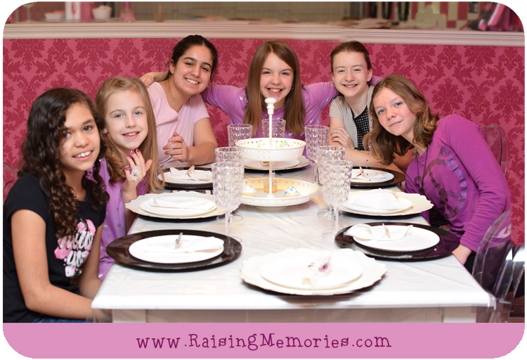 Birthday Party Idea for 12 Year Old Girl