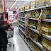 Cayó la venta en shoppings y supermercados en junio