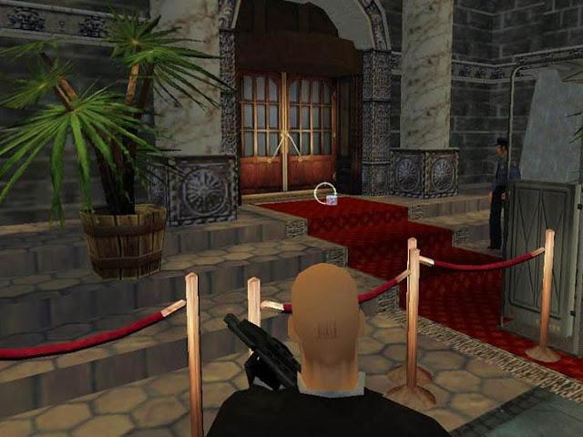 تحميل لعبة Hitman 1 Codename 47 للكمبيوتر من ميديا فاير