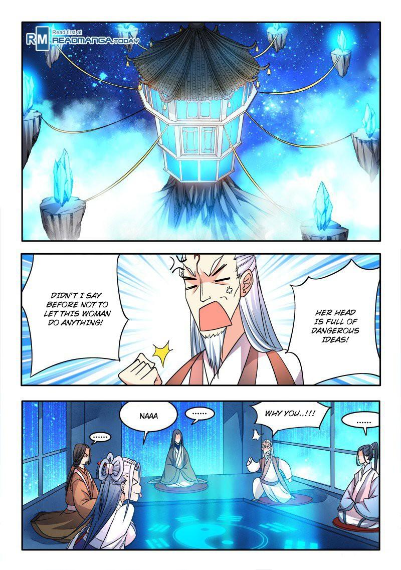 Spirit Blade Mountain - Chapter 21