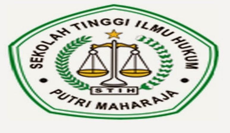 PENERIMAAN MAHASISWA BARU (STIH PUTRI MAHARAJA) 2018-2019 SEKOLAH TINGGI ILMU HUKUM PUTRI MAHARAJA